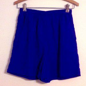 Athletic Works Purple Shorts